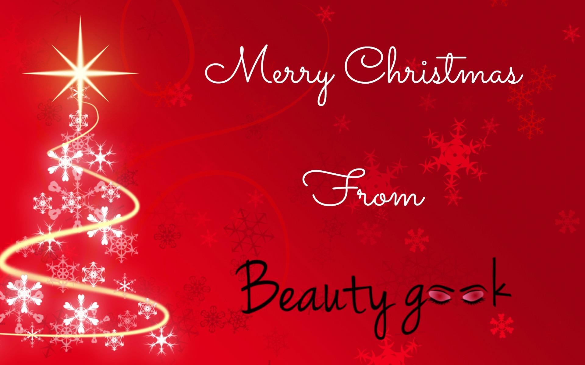 beauty merry christmas - photo #1